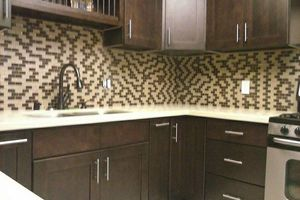 Photo #7: BACKSPLASH TILE SPECIALIZE IN GLASS MOSAIC & NATURAL STONE