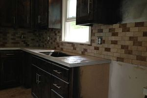 Photo #5: BACKSPLASH TILE SPECIALIZE IN GLASS MOSAIC & NATURAL STONE