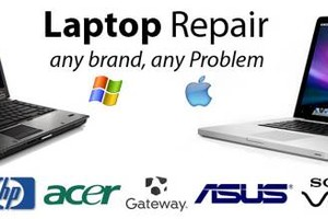 Photo #1: Laptop got a blue screen, FBI or viruses bring it to Laptop Asset -$25