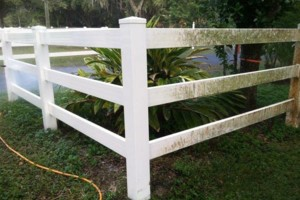 Photo #7: Titan Power Wash. Winter Deals! Brighten Your Soffits, Gutters & Pool Cage!