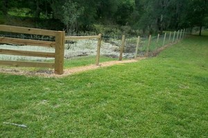 Photo #3: SAVE MONEY ON YOUR FENCE. Call RB FENCES!