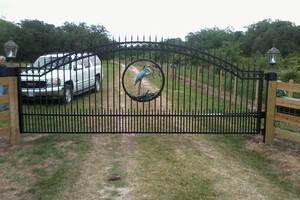 Photo #1: SAVE MONEY ON YOUR FENCE. Call RB FENCES!
