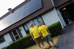 Photo #1: Smart Roofs Solar and Roofing