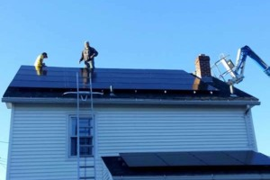Photo #2: Smart Roofs Solar and Roofing