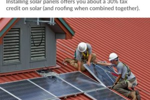 Photo #4: Smart Roofs Solar and Roofing