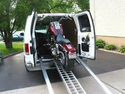 Photo #1: Motorcycle repairs, towing bikes and scooters