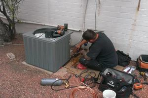 Photo #2: Honest & Affordable Heat & Air Conditioning Repair, NO Sales Games!