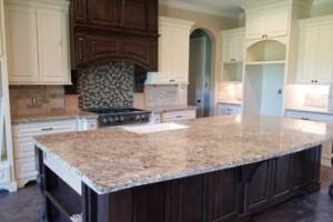 Photo #17: Diamond Cut Granite Co. GRANITE MARBLE & BATHROOM COUNTERTOPS. SHOWERS. BACKSPLASH. TILE.