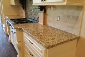 Photo #15: Diamond Cut Granite Co. GRANITE MARBLE & BATHROOM COUNTERTOPS. SHOWERS. BACKSPLASH. TILE.
