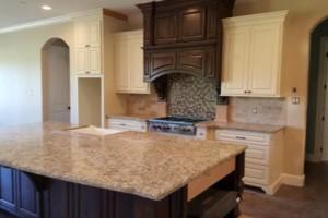 Photo #14: Diamond Cut Granite Co. GRANITE MARBLE & BATHROOM COUNTERTOPS. SHOWERS. BACKSPLASH. TILE.