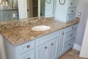 Photo #7: Diamond Cut Granite Co. GRANITE MARBLE & BATHROOM COUNTERTOPS. SHOWERS. BACKSPLASH. TILE.
