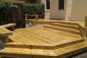 Photo #20: All remodeling / custom decks and doors