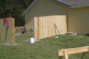 Photo #16: All remodeling / custom decks and doors