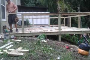 Photo #14: All remodeling / custom decks and doors