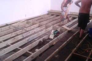 Photo #11: All remodeling / custom decks and doors