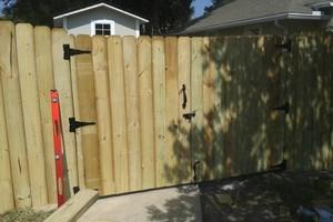 Photo #5: All remodeling / custom decks and doors