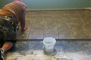Photo #23: Professional Ceramic Tile Installation. Floors by Grace