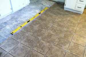 Photo #20: Professional Ceramic Tile Installation. Floors by Grace