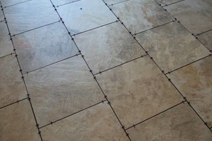 Photo #19: Professional Ceramic Tile Installation. Floors by Grace