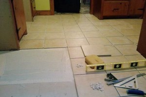 Photo #16: Professional Ceramic Tile Installation. Floors by Grace
