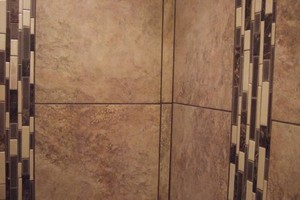 Photo #13: Professional Ceramic Tile Installation. Floors by Grace