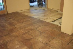 Photo #12: Professional Ceramic Tile Installation. Floors by Grace