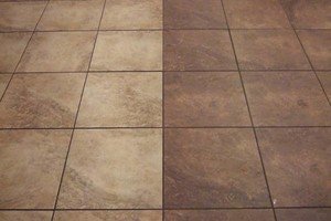 Photo #11: Professional Ceramic Tile Installation. Floors by Grace