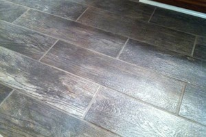 Photo #9: Professional Ceramic Tile Installation. Floors by Grace