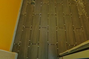Photo #6: Professional Ceramic Tile Installation. Floors by Grace