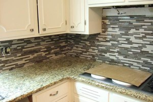 Photo #4: Professional Ceramic Tile Installation. Floors by Grace