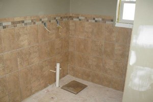 Photo #2: Professional Ceramic Tile Installation. Floors by Grace