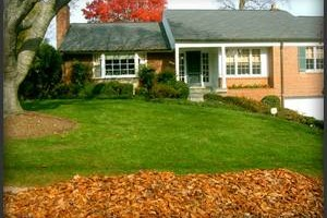 Photo #1: DOWN 2 EARTH... Gutter and roof cleaning and more lawn services!