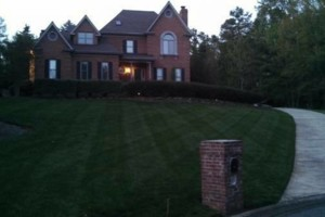 Photo #1: The Lawn Chaser (Quality Lawn and Leaf Clean Up Services)