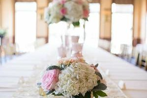 Photo #1: New for 2016- Rosette Wedding / Reception Decor Package $875.00