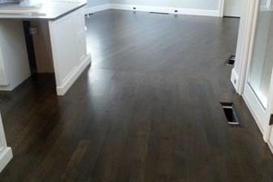 Photo #1: Hardwood Floors : Repair Install sand and finish