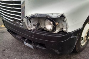 Photo #2: FIBERGLASS TRUCK HOOD REPAIR & PAINT