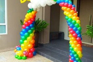 Photo #7: BALLOON DECORATIONS FOR BIRTHDAY PARTIES