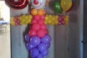 Photo #4: BALLOON DECORATIONS FOR BIRTHDAY PARTIES