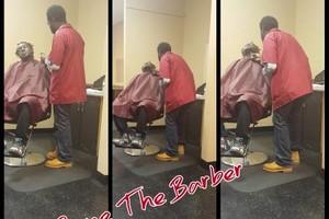Photo #4: Barber Here!