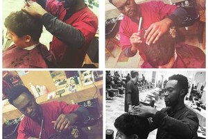 Photo #7: Barber Here!