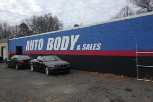 Photo #1: Professional AutoBody Shop and Sales