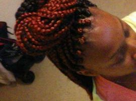 Photo #3: Holiday special! (box braids - $50)