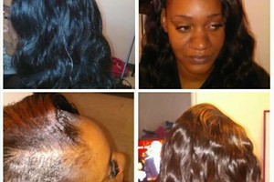 Photo #16: HOLIDAY SPECIALS OPENING AVAILABLE (SEWINS, QUICKWEAVE, DREADS)