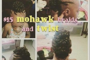 Photo #5: HOLIDAY SPECIALS OPENING AVAILABLE (SEWINS, QUICKWEAVE, DREADS)