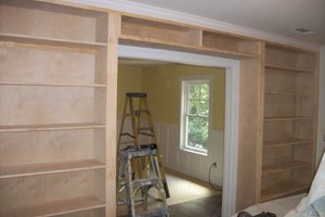 Photo #1: DOORS, CABINETS, FINISH CARPENTRY 30+yrs.exp.!
