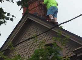 Photo #6: Masonry repair from Jim