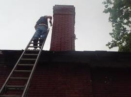 Photo #7: Masonry repair from Jim