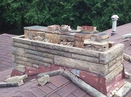 Photo #11: Masonry repair from Jim