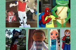 Photo #1: Now Hiring for Character Appearances