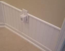 Photo #1: Handyman services (carpentry, wtrim, doors, kitchensand, bath remodels)